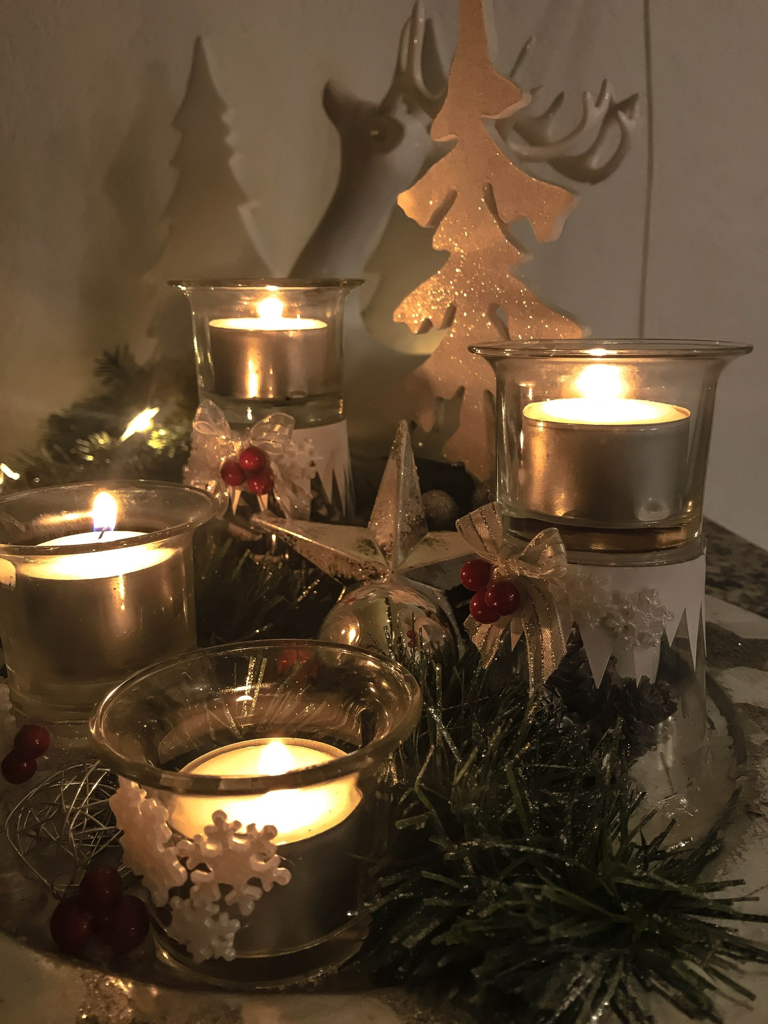 DIY Adventskranz
