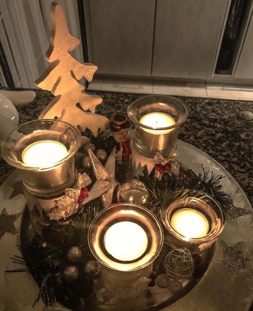 DIY Adventskranz