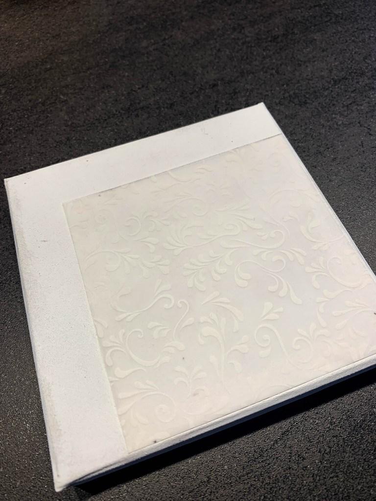 DIY Hochzeitsbox Geldgeschenk