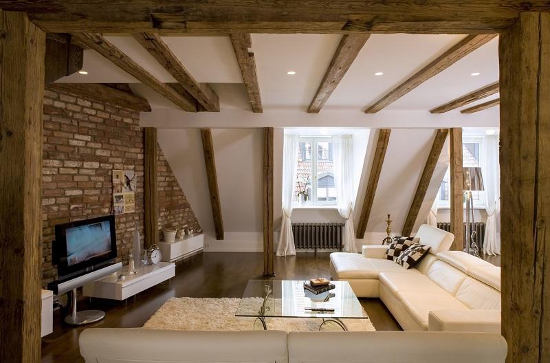 Renovation Poutre Apparente Fabulous Ambiance Zen With