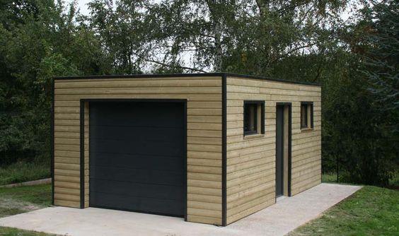 S Conseils Amenagement Exterieur Garage Construire Garage