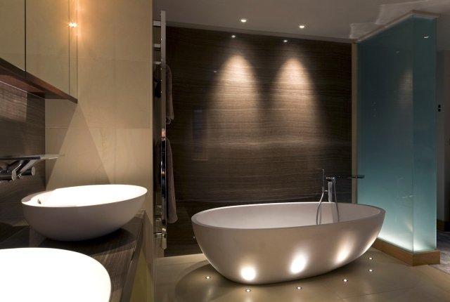 Bien choisir son clairage de salle de bain  BienChezMoi
