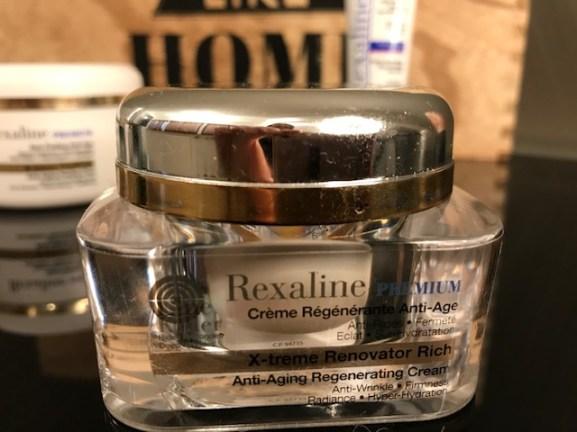 Rexaline crème régénérante