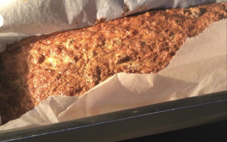 Cake au thon cétogène