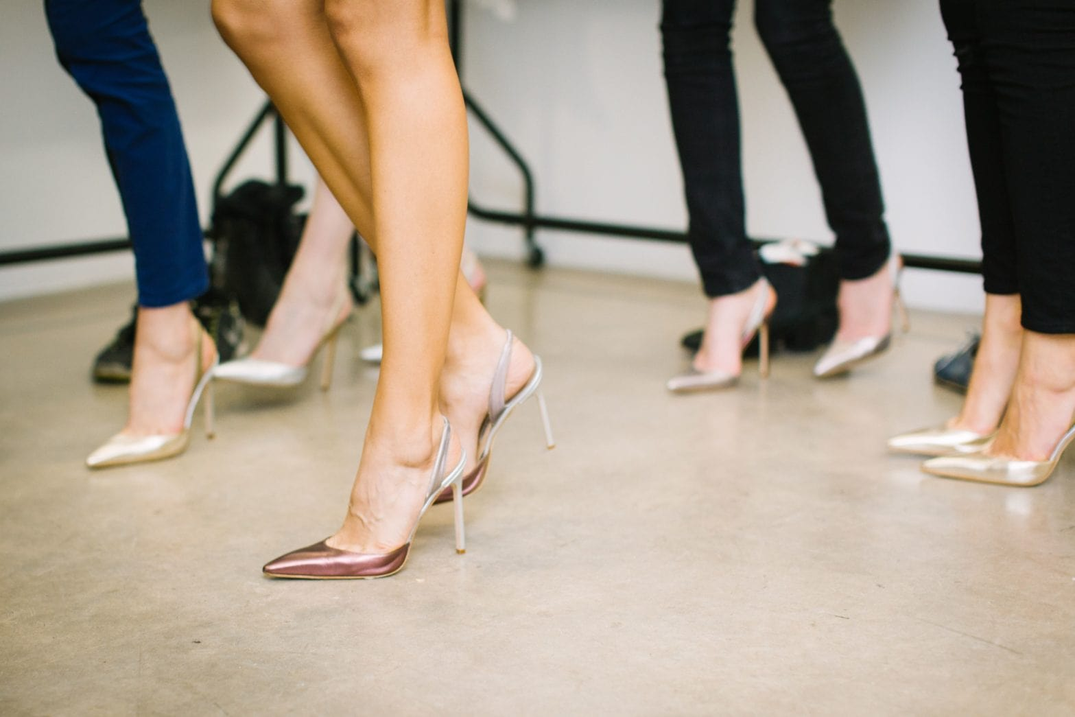 pas cher pour réduction 1ae96 e21ad Tout savoir sur les femmes et leurs chaussures, vraiment tout!