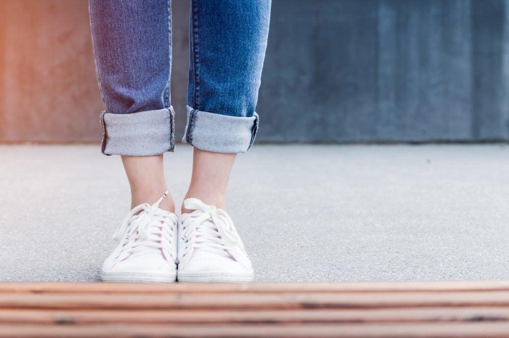 recognized brands entire collection delicate colors Comment bien porter les sneakers pour femme ?