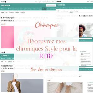 chroniques style RTBF