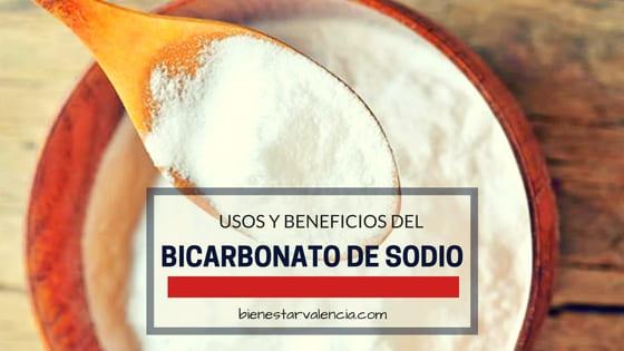 usos y beneficios del bicarbonato de sodio