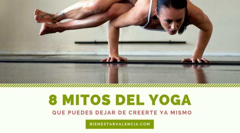Mitos del Yoga