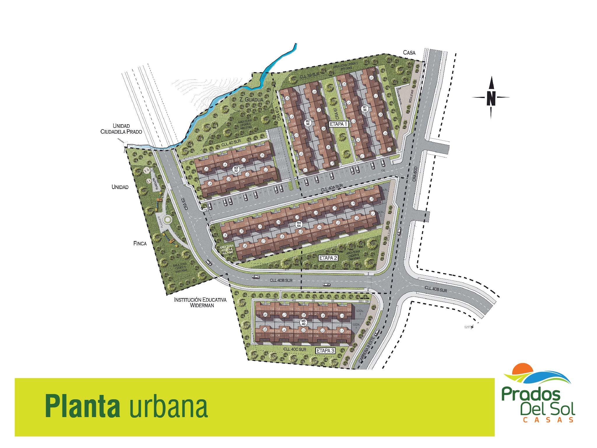 Planos y urbanismo  Bienes  Bienes Constructores SA  Proyectos Inmobiliarios y Venta de Apartamentos Nuevos en Medelln