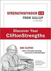 Livre Strengthsfinder 2.0 psychologie positive