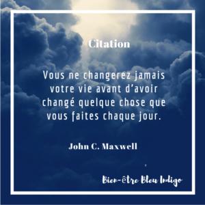 citation changement sérénité calme bien-être transformation