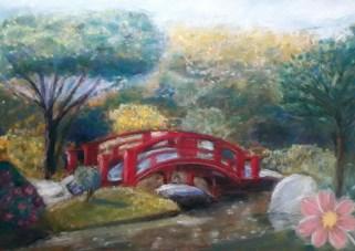 illustration conte le roi et son jardin