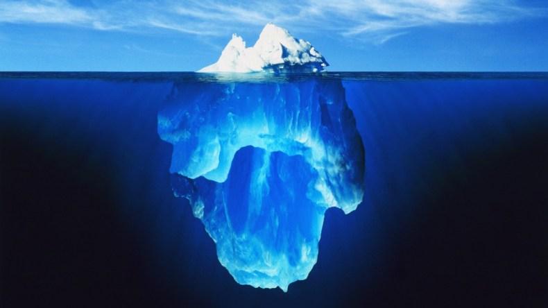 la partie inconsciente partie immergée de l'iceberg en hypnose