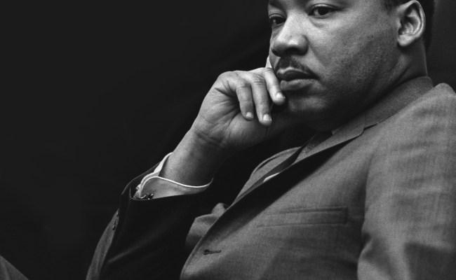 Martin Luther King Jr Bien être