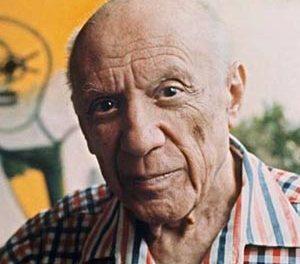 Citation de la semaine : Pablo Picasso