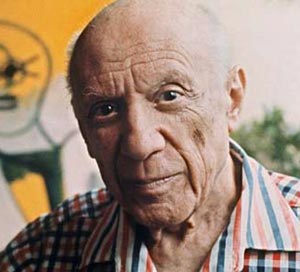 Citation de la semaine : Pablo Picasso