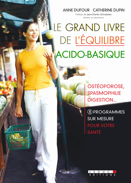 Le bouquin du mois : le Grand Livre de l'équilibre Acido-basique