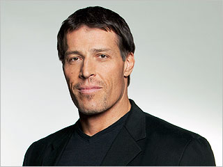 Anthony Robbins a dit…