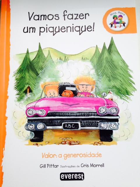 Milly & Molly, une lecture pour soutenir le bilinguisme et transmettre de belles valeurs