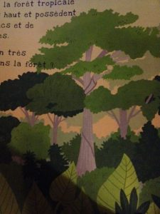 Une page du livre - Au naturel