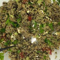 Quinoa-recette
