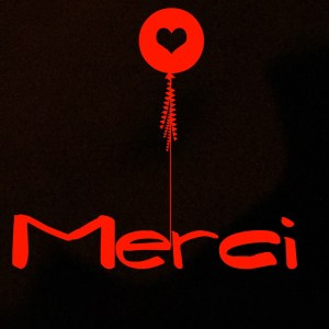merci rouge