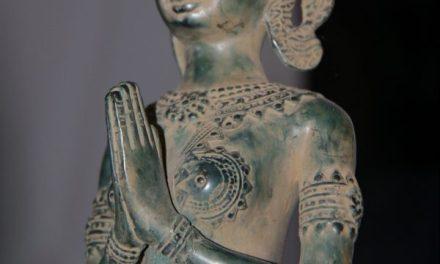 Les mudras, la gestuelle sacrée