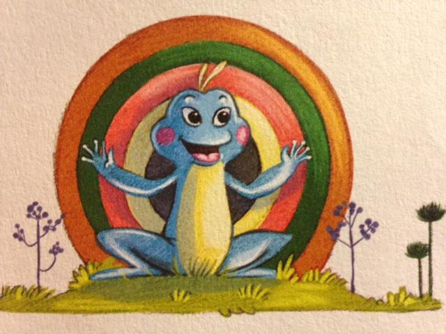 professeur-grenouille
