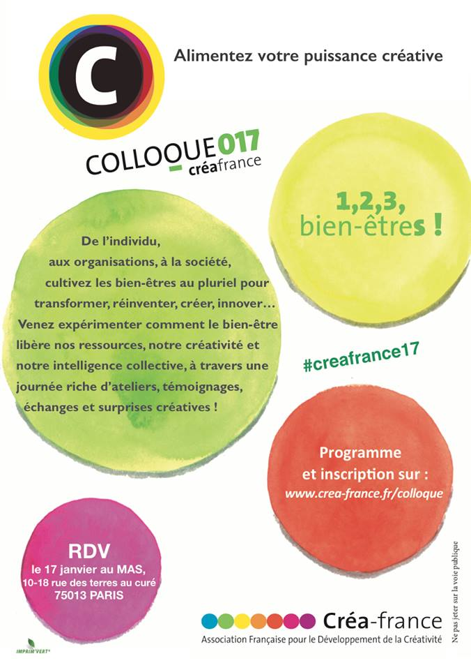 Colloque Crea France