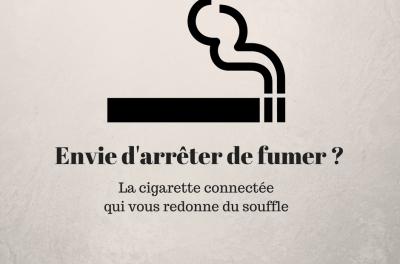 Enovap – Une cigarette connectée pour arrêter de fumer