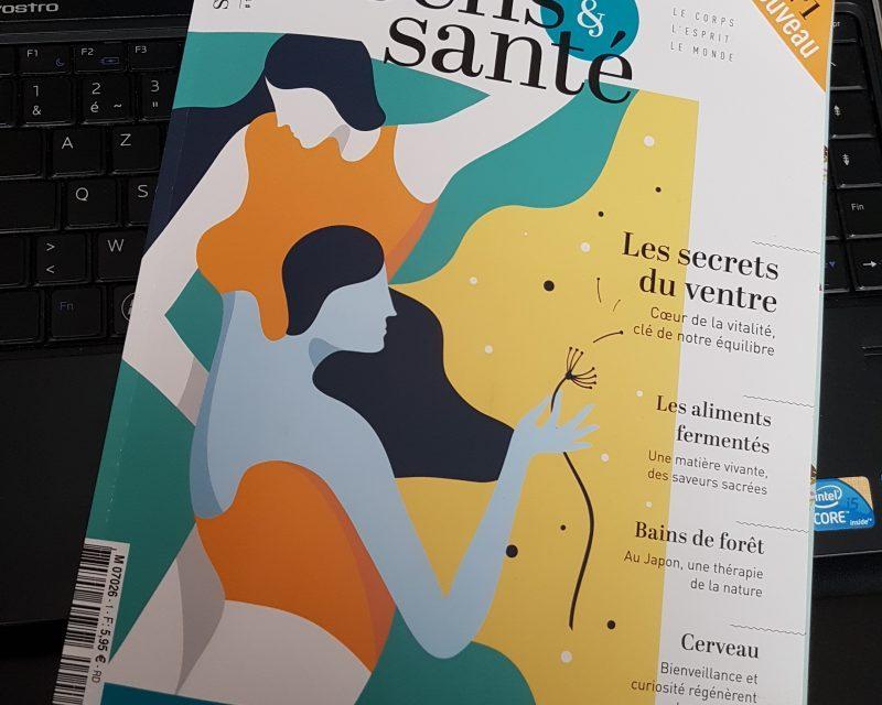 Nouveau magazine : Sens et Santé