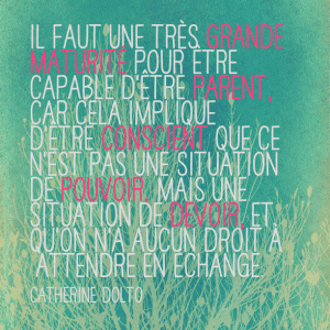 Citation dolto