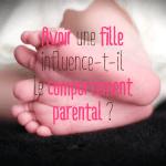 Connaître le sexe de son bébé influence-t'il le comportement des parents ?
