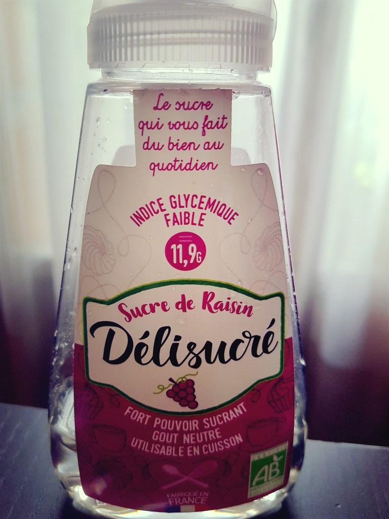 Delisucré - le sucre de raisin
