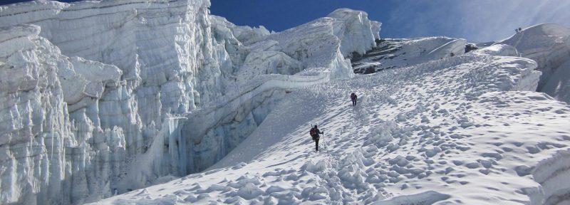 Glacier Himalaya