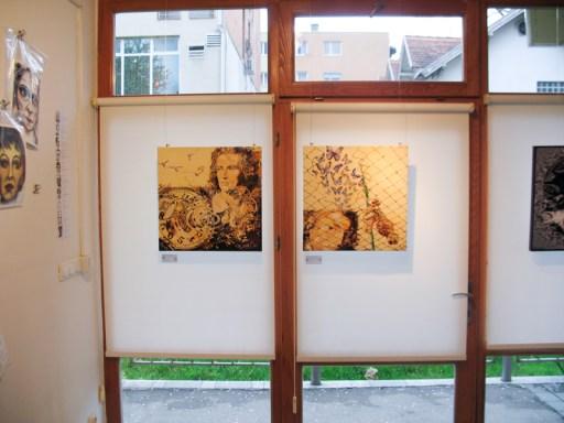 Claudia Hiddemann-Holthoff, Galerija AB, Maglaj, Bosnien Herzegowina