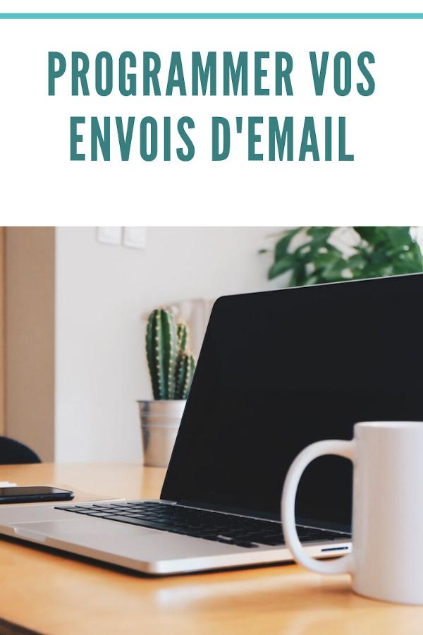 programmer l'envoi d'email avec extension utile thunderbird mozilla send later