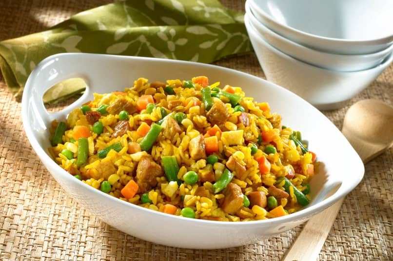 especial arroz campero