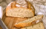 Delicioso pan casero