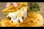 Deliciosa quesadilla con carne