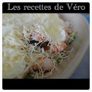 Cabillaud aux crevettes de Jamie Oliver