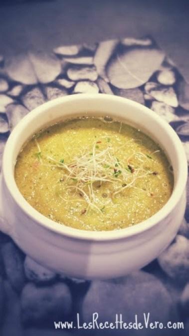 soupe cru