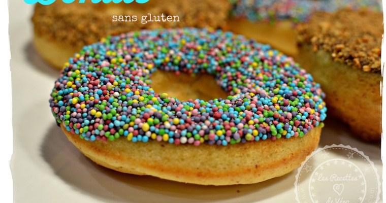 Donuts sans gluten