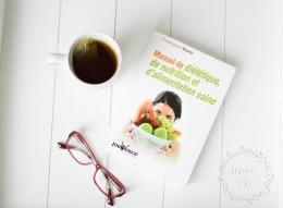 Manuel de diététique, de nutrition et d'alimentation saine -Livre de Christopher Vasey