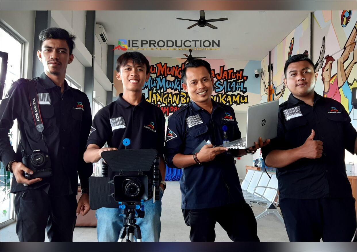 Behind The Scene Video Company Profile Dokumentasi Drone