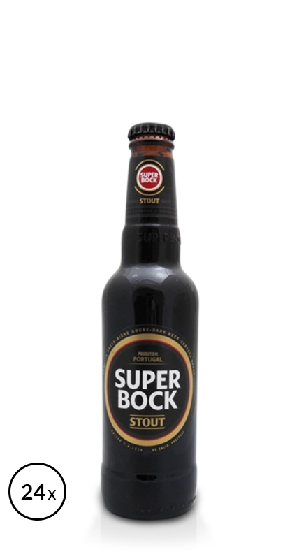 Super Bock Stout • 24x 33cl