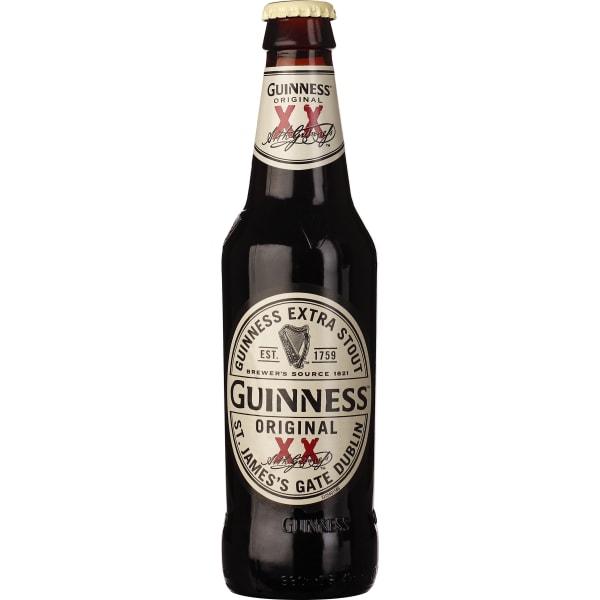 Guinness Original longneck 24x33CL