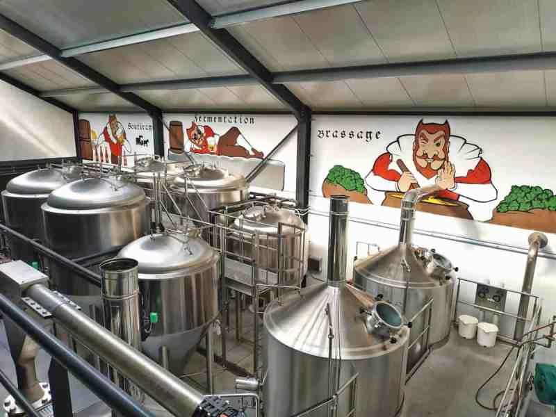 Visitez la brasserie Valduc Thoe et dégustez ses bières
