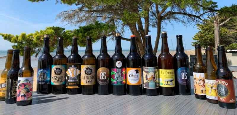 Découvrez les brasseries de vendée dans notre Tour de France des brasseries pour découvrir des saveurs vendéennes